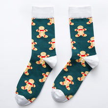 Load image into Gallery viewer, Christmas Socks - The Yellow Sock