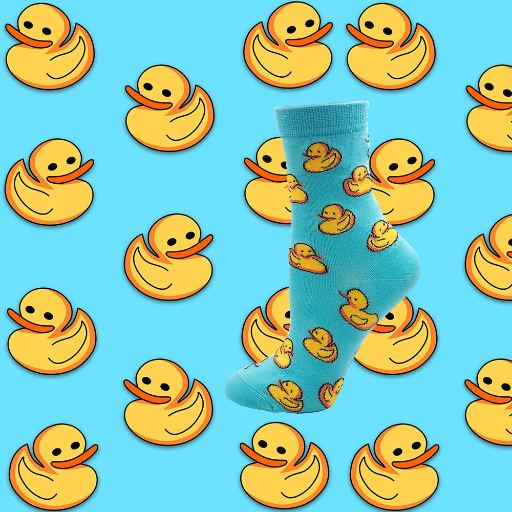 Ducky Socks - The Yellow Sock