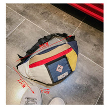 Load image into Gallery viewer, vintage fanny pack - The Yellow Sock