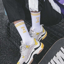 Load image into Gallery viewer, Fall In Love Socks - The Yellow Sock