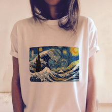 Load image into Gallery viewer, art mix t-shirt - The Yellow Sock