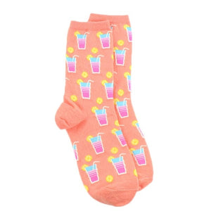 Beverage Socks - The Yellow Sock