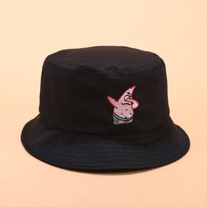 dab bucket hat - The Yellow Sock