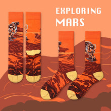 Load image into Gallery viewer, Mars Socks - The Yellow Sock
