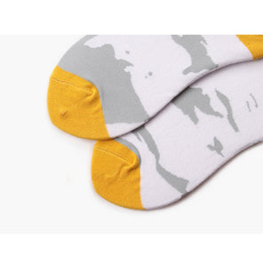 Spacewalk Socks - The Yellow Sock