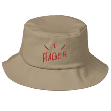Load image into Gallery viewer, RAGER BUCKET HAT [KHAKI]