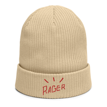 Load image into Gallery viewer, ORGANIC RIBBED RAGER BEANIE