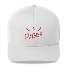 Load image into Gallery viewer, RAGER TRUCKER HAT
