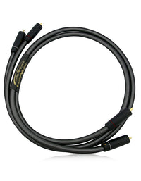 AAC IC-3 SE2 Interconnect Cable Pair Gold RCA