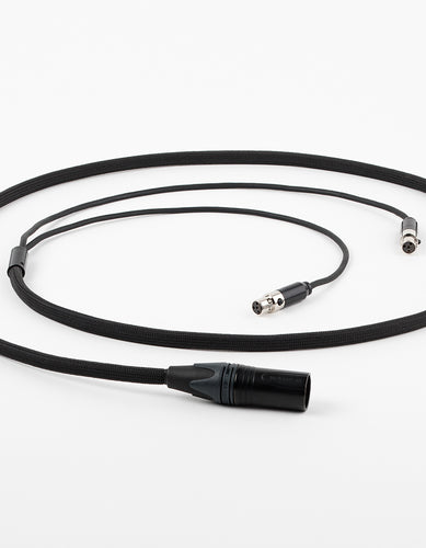AAC HPX-1SE with 3.5mm Extended TRS to 4-Pin XLR