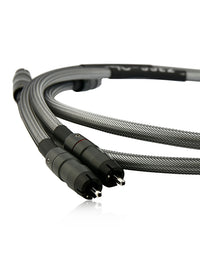 AAC IC-3 SE2 Interconnect Cable Pair Rhodium RCA