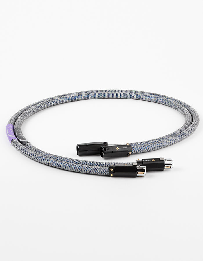 AAC Statement e IC Cryo Interconnect Cable Pair Rhodium XLR