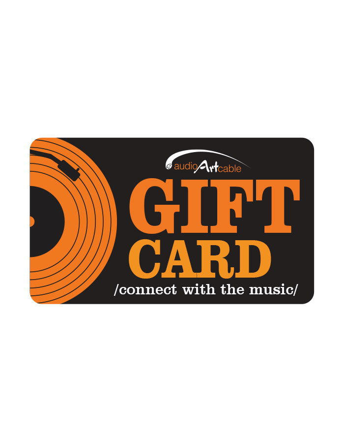 GIFT CARD AT SELECTABLE DENOMINATIONS