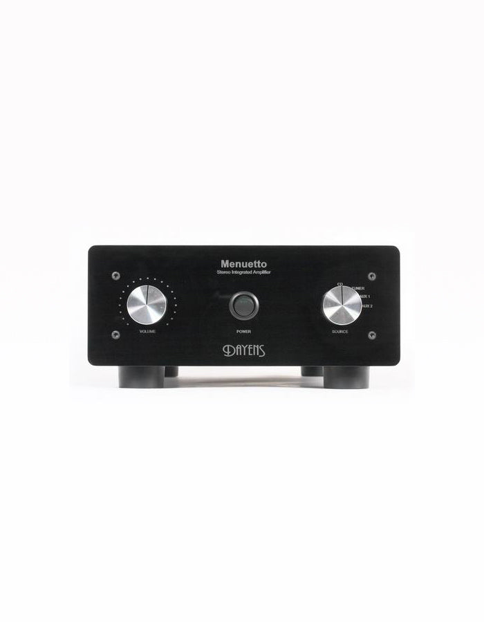 Dayens Menuetto Integrated Amplifier