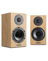 Spendor A1W Loudspeaker - Natural Oak