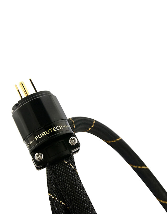 AAC power1 e Cryo AC Cable with Gold 15A US Male, 15A IEC