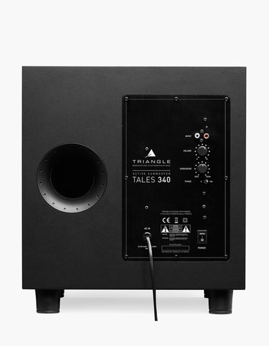 Triangle HIFI & Home Cinema Subwoofer - Tales 340