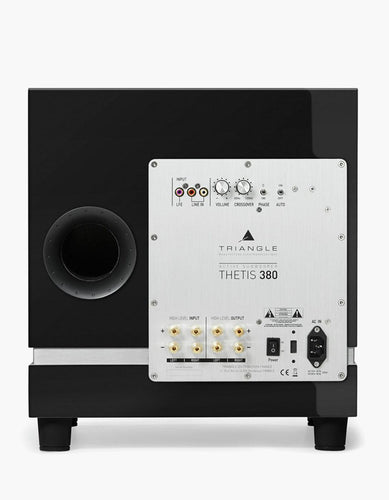 Triangle HIFI Subwoofer - Thetis 380