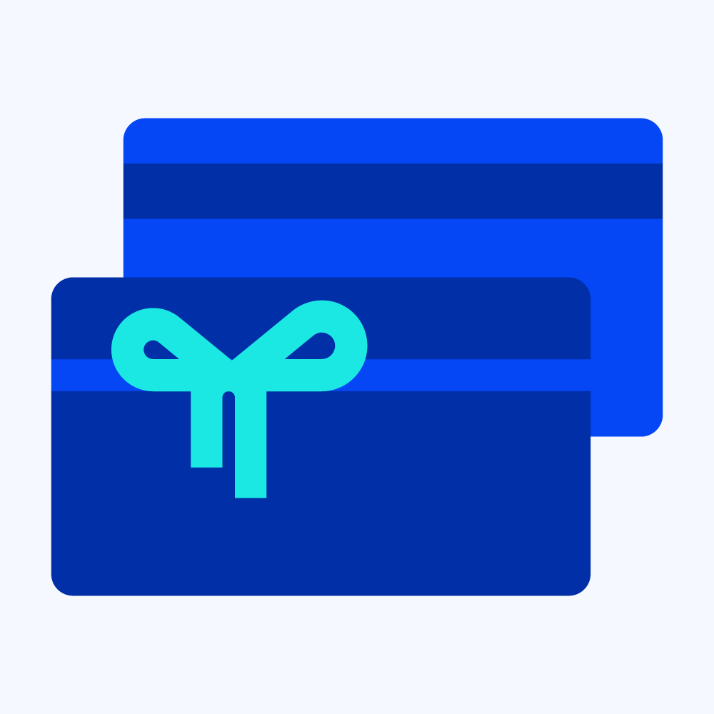 Gear Washers Gift Card Product Icon