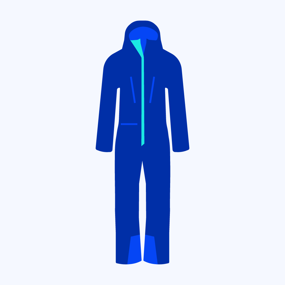 Gear Washers One-Piece Ski Suit Product Icon