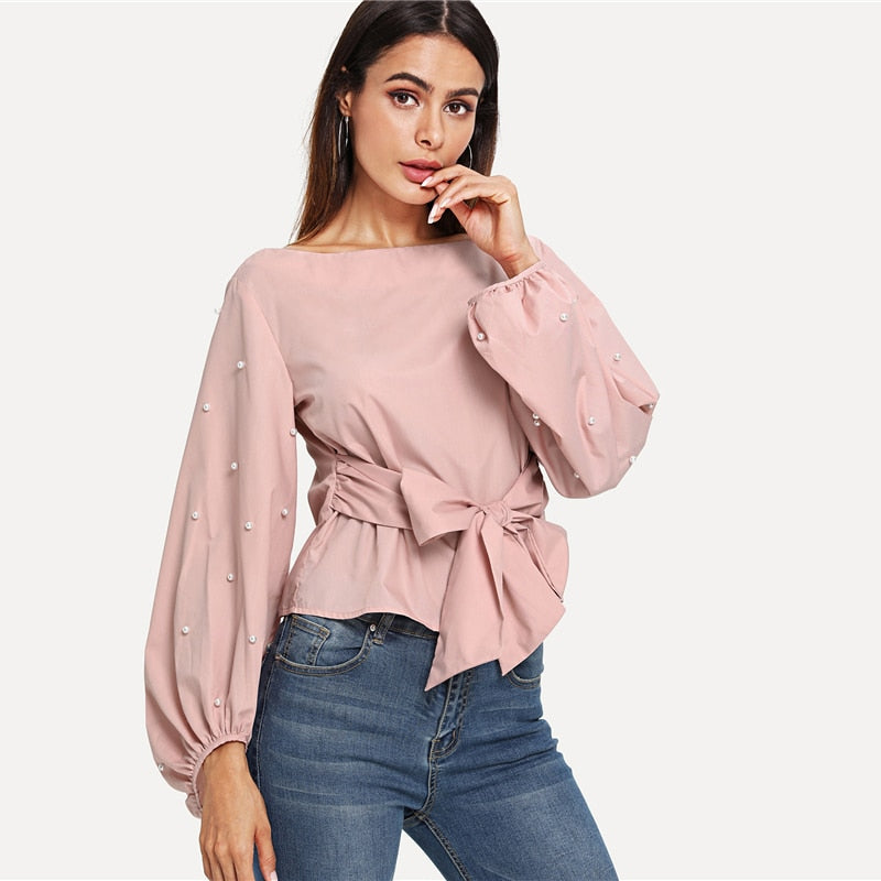 Plain Female Blouse