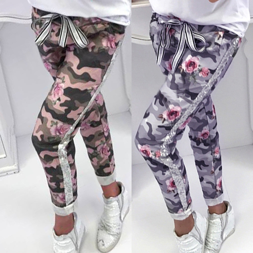 Long Pants Camouflage
