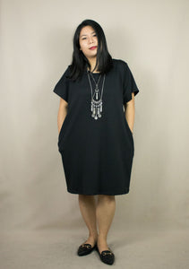 'JANE' BLACK DRESS