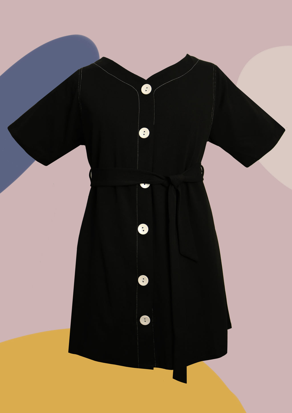 ' Dallas ' Little Black Dress