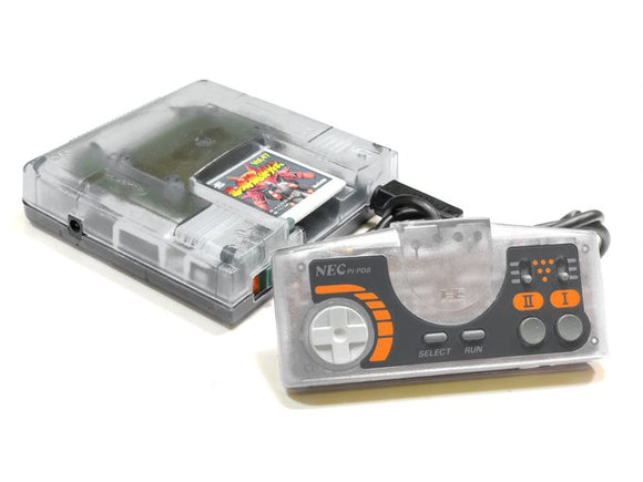PC Engine Smoked Transparent Case - Clear