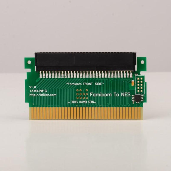 Famicom To NES adapter - gamesconnection.ca