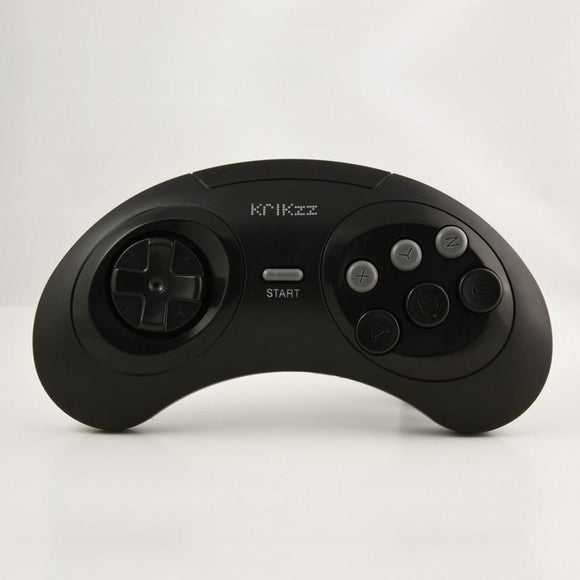 Joyzz Wireless MegaDrive Controller by Krikzz - gamesconnection.ca