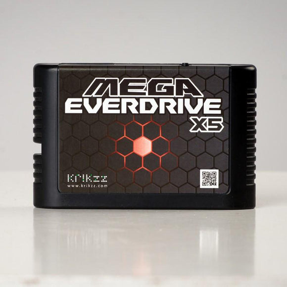 Mega EverDrive X5 - gamesconnection.ca