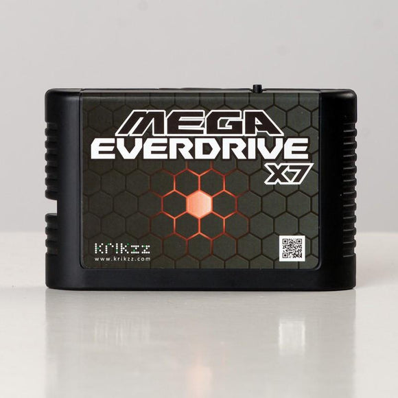 Mega EverDrive X7 - gamesconnection.ca