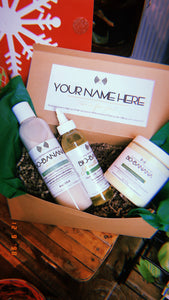 NATURALISTA - PERSONALIZED Gift Box