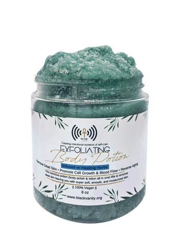 Exfoliating Body Potion (2-N-1 Body Polish & Lotion)