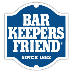 Naked Glass | Bar Keepers Friend NZ