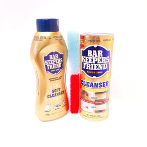 Bar Keepers Friend BIG DUO