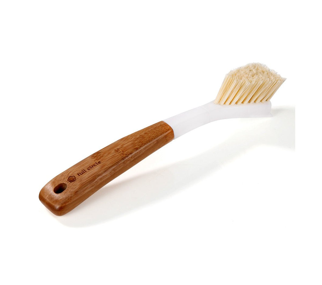 Full Circle Laid Back Replaceable Dish Brush