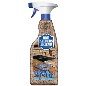 Bar Keepers Friend Granite & Stone Cleaner & Polish