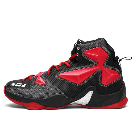 Inch Increase Breathable High-top Basketball Shoes