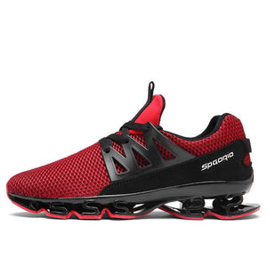 Shock-absorbing Breathable Blade Sneakers - Abershoes