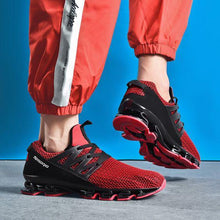Load image into Gallery viewer, Trendy Design Blade Breathable Sneaker Shoes - Abershoes
