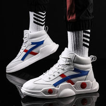 Load image into Gallery viewer, High Top Platform Trendy Dad Sneaker Shoes - Abershoes