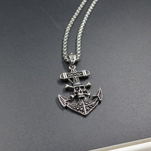 Load image into Gallery viewer, Hip Hop Unique Design Pendant Necklace - Abershoes