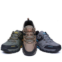 Load image into Gallery viewer, Men's Non- slip Outdoor Hiking Shoes - Abershoes