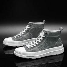 Load image into Gallery viewer, Trendy Retro Leather Shoes - Abershoes