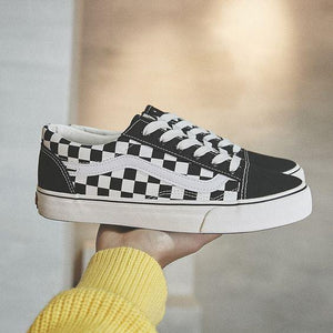 Casual Canvas Shoes - Abershoes