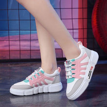Load image into Gallery viewer, New Arrival Chic White Sneaker Shoes - Abershoes