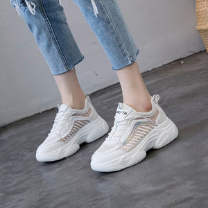 2019 New Arrival Summer Breathable Mesh Sneakers - Abershoes