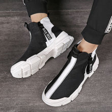 Load image into Gallery viewer, Men's Trendy High Top Hip Hop Style Shoes - Abershoes